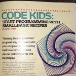 Article on Kids Coding
